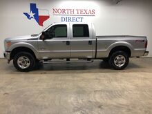 2015_Ford_Super Duty F-250 SRW_XLT FX4 4x4 Diesel Crew Short Bed Bluetooth Towing Apps_ Mansfield TX