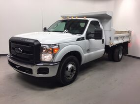 Ford Super Duty F-350 DRW Dump Box / Flat Bed 2015