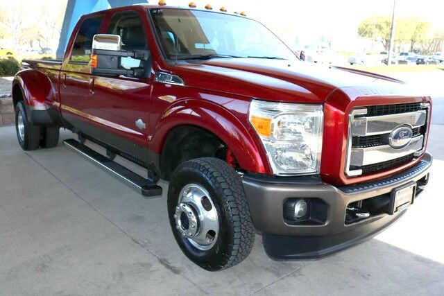 2015 Ford Super Duty F-350 DRW King Ranch Carrollton TX