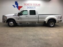 2015_Ford_Super Duty F-350 DRW_Lariat 4WD GPS Navi Camera Heat Cool Seats 6.7 Diesel_ Mansfield TX