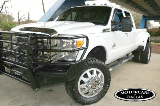2015 Ford Super Duty F-350 DRW Lariat Carrollton TX