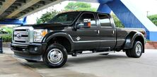 Ford Super Duty F-350 DRW Platinum 2015