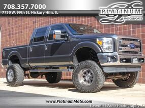 Ford Super Duty F-350 SRW XLT 4WD Lifted Wheels Tints 2015