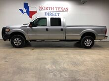2015_Ford_Super Duty F-350 SRW_XLT 4X4 Crew Camera Bluetooth Rhino Liner Chrome_ Mansfield TX