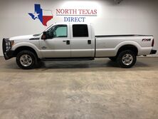 Ford Super Duty F-350 SRW XLT FX4 4x4 6.7 Diesel Crew Ranch Hand Long Bed Bluetooth 2015