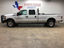 2015_Ford_Super Duty F-350 SRW_XLT Turbo Diesel FX-4 4WD Ranch Hand Crew Bed Liner_ Mansfield TX
