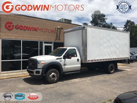 2015 Ford Super Duty F-550 DRW XL Columbia SC