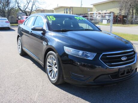 2015 Ford Taurus Limited AWD Houston TX