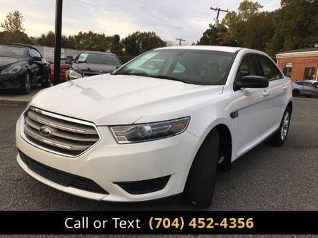 2015 Ford Taurus SE FWD Charlotte and Monroe NC