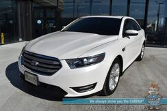 2015_Ford_Taurus_SEL / AWD / Auto Start / Heated Leather Seats / Sunroof / Keyless Entry & Start / Bluetooth / Back Up Camera / Cruise Control / 26 MPG_ Anchorage AK