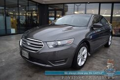 2015_Ford_Taurus_SEL / Auto Start / Power Seats / Sunroof / Navigation / Bluetooth / Back Up Camera / Keyless Entry & Start / Aluminum Wheels / 29 MPG / Only 8K Miles / 1-Owner_ Anchorage AK
