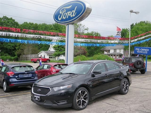 2015 ford taurus sho meadville pa 18685843