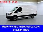 2015 Ford Transit 250 ~ Medium Roof ~ Only 28K Miles!