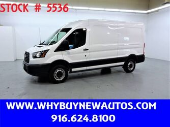 Ford Transit 250 ~ Medium Roof ~ Only 28K Miles! 2015