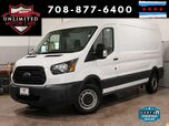 2015 Ford Transit Cargo Van 1 Owner Rear Camera Tow Hitch