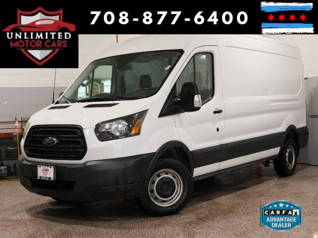 2015 Ford Transit Cargo Van 1 Owner Rear Camera Tow Hitch Bridgeview IL