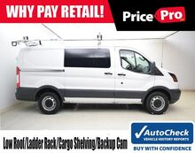 2015_Ford_Transit Cargo Van_T-150 Outfitted w/Ladder Racks & Cargo Shelving_ Maumee OH