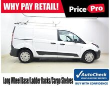 2015_Ford_Transit Connect_LWB XL Outfitted w/Ladder Racks & Cargo Shelves_ Maumee OH