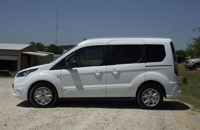 2015 Ford Transit Connect Wagon XLT Goldthwaite TX