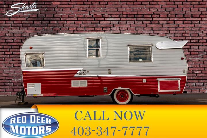 2015 Forest River Shasta Airflyte Series 19' Red Deer AB