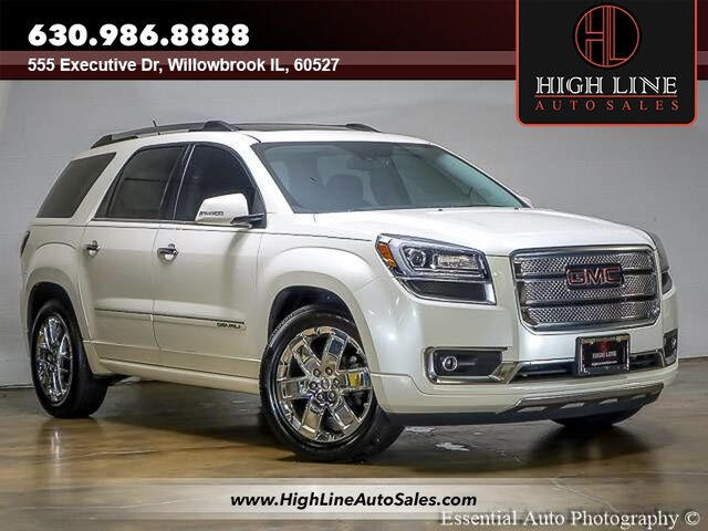 2015 GMC Acadia Denali Willowbrook IL 31188207