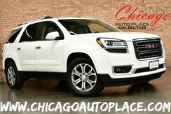 2015_GMC_Acadia_SLT - 3.6L V6 ENGINE ALL WHEEL DRIVE NAVIGATION BACKUP CAMERA GRAY LEATHER HEATED SEATS 3RD ROW BOSE AUDIO POWER LIFTGATE BLUETOOTH_ Bensenville IL