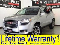 GMC Acadia SLT NAVIGATION SUNROOF LEATHER HEATED SEATS REAR CAMERA REAR PARKING AID 2015