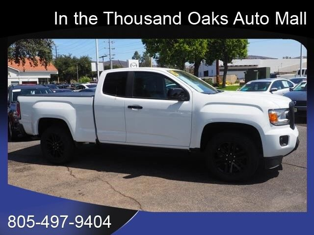 2015 GMC Canyon SLT Thousand Oaks CA ...
