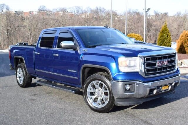 2015 GMC Sierra 1500 4x4 SLT Crew Cab Easton PA