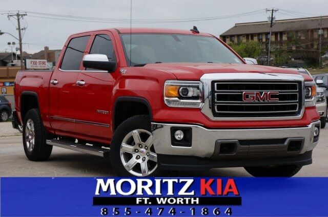 2015 GMC Sierra 1500 SLT Fort Worth TX