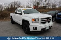 2015 GMC Sierra 1500  South Burlington VT