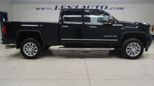 2015_GMC_Sierra 2500_4X4 Crew Cab Denali: 6.6L-NAV-MOON-REVERSE CAMERA-WIFI-BOSE-LEATHER-CD PLAYER-4X4-1 OWNER_ Fond du Lac WI