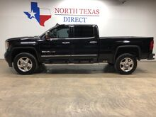 2015_GMC_Sierra 2500HD available WiFi_Denali 4WD Diesel GPS Navi Camera Heat/Cool Leather Sunroof_ Mansfield TX