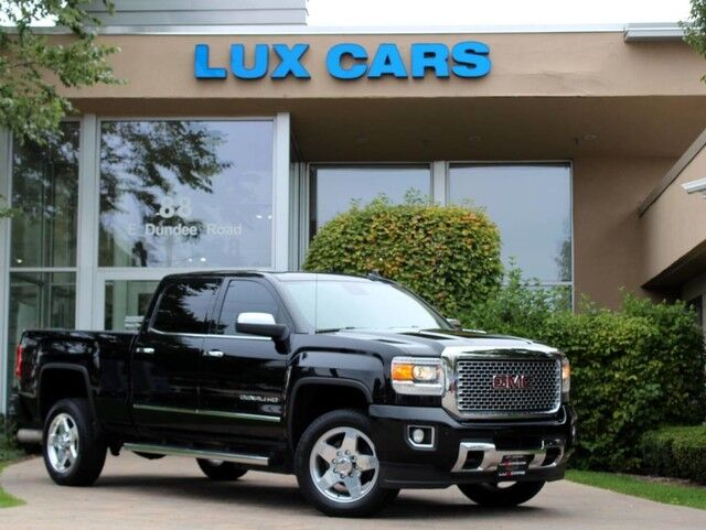 2015_GMC_Sierra 2500HD available WiFi_Denali Duramax Diesel Lifted Nav 4WD_ Buffalo Grove IL