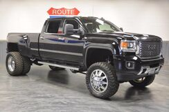 2015_GMC_Sierra 3500HD available WiFi_DENALI EDT! DIESEL! 4WD!! LIFTED! OVER $25,000 IN EXTRAS ON THIS!! BADDEST DIESEL IN THE COUNTRY!!_ Norman OK