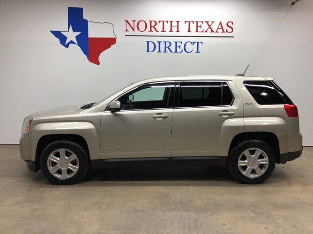 2015 GMC Terrain SLE Back Up Camera Touch Screen Bluetooth Alloy Wheels Mansfield TX
