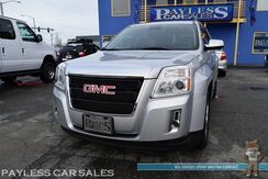 2015_GMC_Terrain_SLT / AWD / Power & Heated Leather Seats / Navigation / Sunroof / Pioneer Speakers / Auto Start / Bluetooth / Back Up Camera / Power Liftgate / HID Headlights / 29 MPG / Low Miles_ Anchorage AK