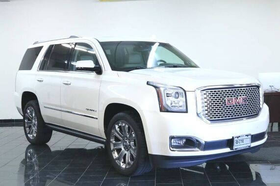 2015_GMC_Yukon_4WD 4dr Denali, Factory Warranty, 1 Owner, Clean Carfax, Heads-up Display, Navigation System, Premium Package, Touring package, Sunroof,_ Leonia NJ