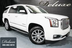 GMC Yukon Denali 4WD, Navigation System, Rear-View Camera, DVD Entertainment, Bose Surround Sound, Ventilated Seats, Power Sunroof, 20-Inch Alloy Wheels, 2015