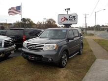 2015_HONDA_PILOT_SE, BUY BACK GUARANTEE AND WARRARNTY, DVD, BLUETOOTH, TOW PGK, SUNROOF, 51K MILES_ Virginia Beach VA