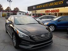 2015_HYUNDAI_SONATA_SPORT, BUYBACK GUARANTEE, WARRANTY, LEATHER, HEATED SEATS, SIRIUS RADIO, BACKUP CAM, ONSTAR,NICE!_ Norfolk VA