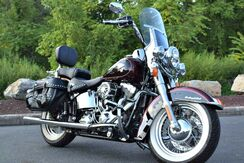 2015_Harley-Davidson_Heritage Softail Classic FLSTC10__ Easton PA