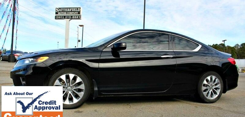 2015 Honda Accord Coupe EX-L Bryant AR