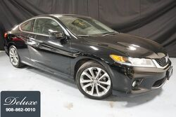 Honda Accord Coupe EX-L V6. Navigation System, Rear-View Camera, Heated Leather Seats, Power Sunroof, 2015