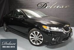 Honda Accord Coupe EX-L V6, Rear-View Camera, In-Dash CD-Player, Pandora Capability, Bluetooth Streaming Audio, Heated Leather Seats, Power Sunroof, 18-Inch Alloy Wheels, 2015