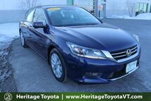 2015 Honda Accord EX-L South Burlington VT