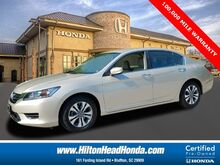 2015_Honda_Accord_LX_ Bluffton SC