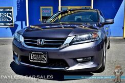 2015_Honda_Accord Sedan_EX / Automatic / Power Driver's Seat / Sunroof / Back-Up Camera / LaneWatch Right Side Camera / Bluetooth / Low Miles / 36 MPG / 1-Owner_ Anchorage AK