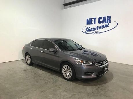 2015 Honda Accord Sedan EX-L Houston TX