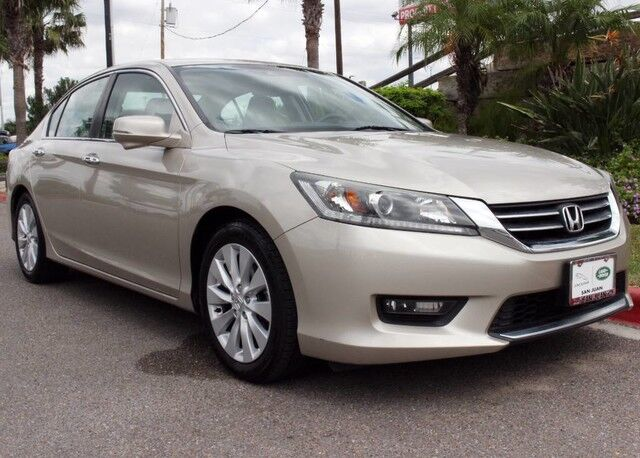 2015 Honda Accord Sedan EX-L San Juan TX